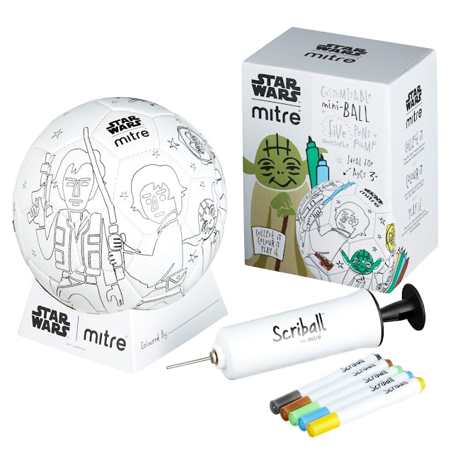 Mitre Star Wars Scribal
