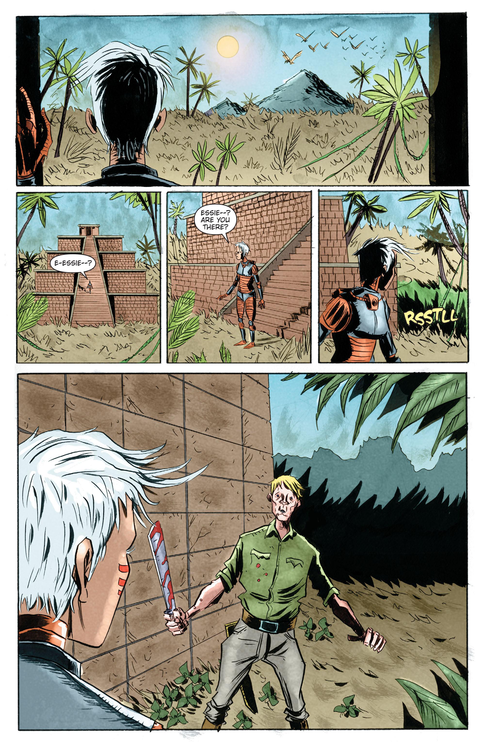 Read online Trillium comic -  Issue # TPB - 19