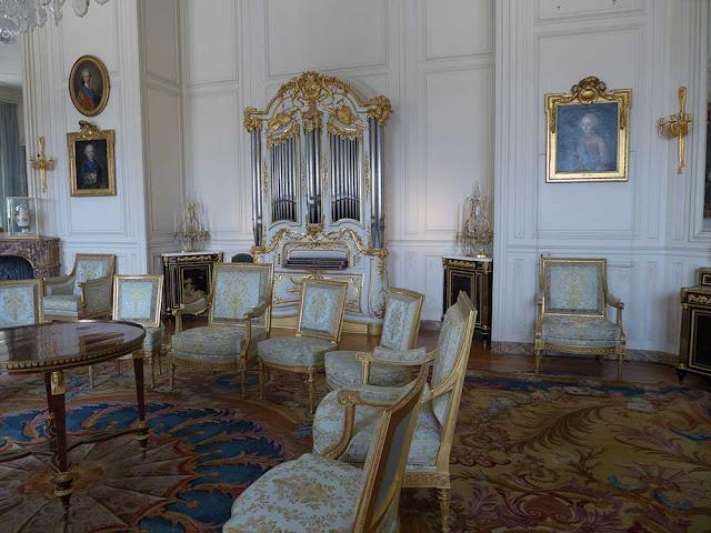 orgue des princesses château de versailles