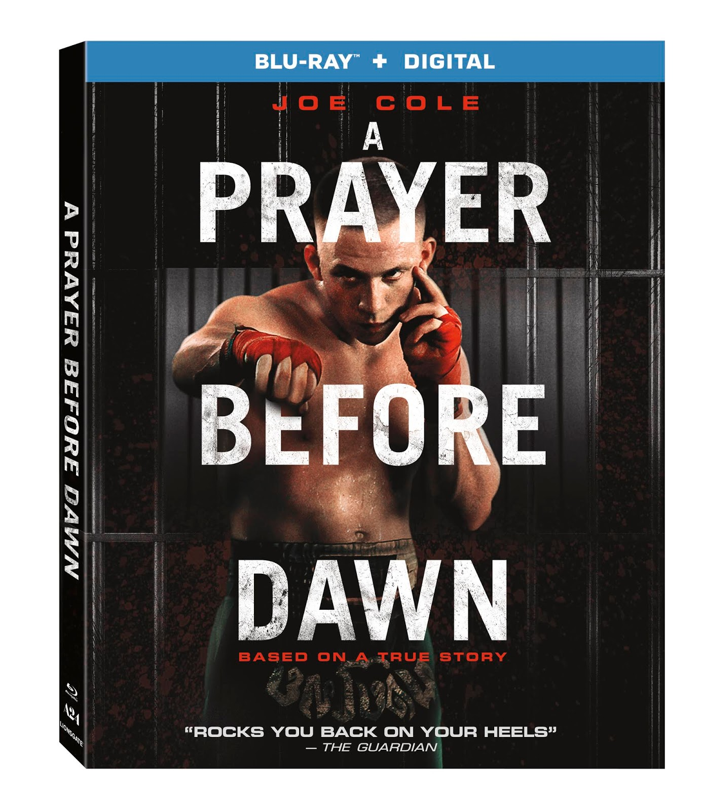 Prayer Before Dawn