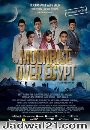 Nonton Film MOONRISE OVER EGYPT 2018 Film Subtitle Indonesia Streaming Movie Download