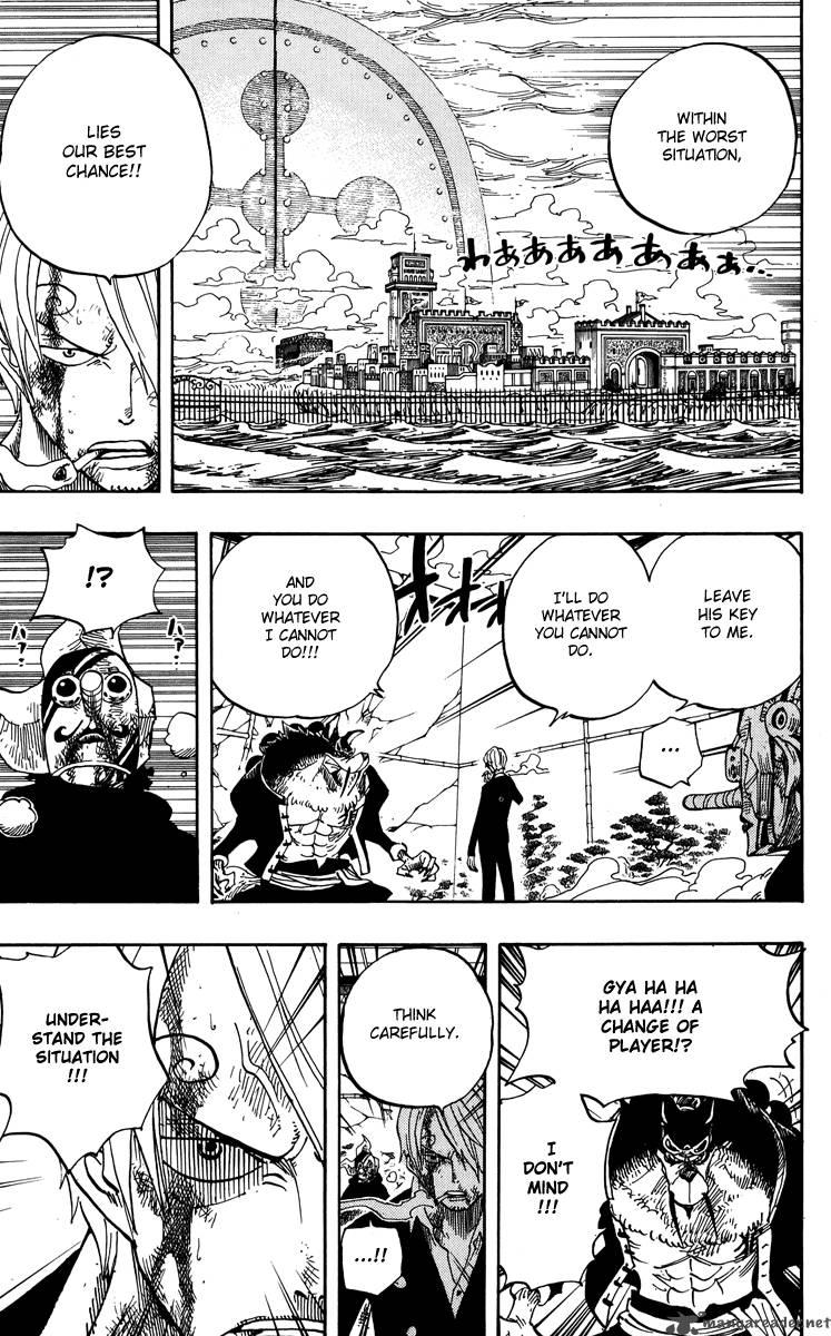 One Piece Ch 414