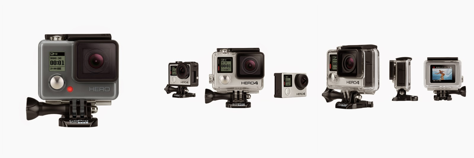 Capture All the Action, Fun, & Memories with GoPro from Best Buy -- The Perfect Gift!