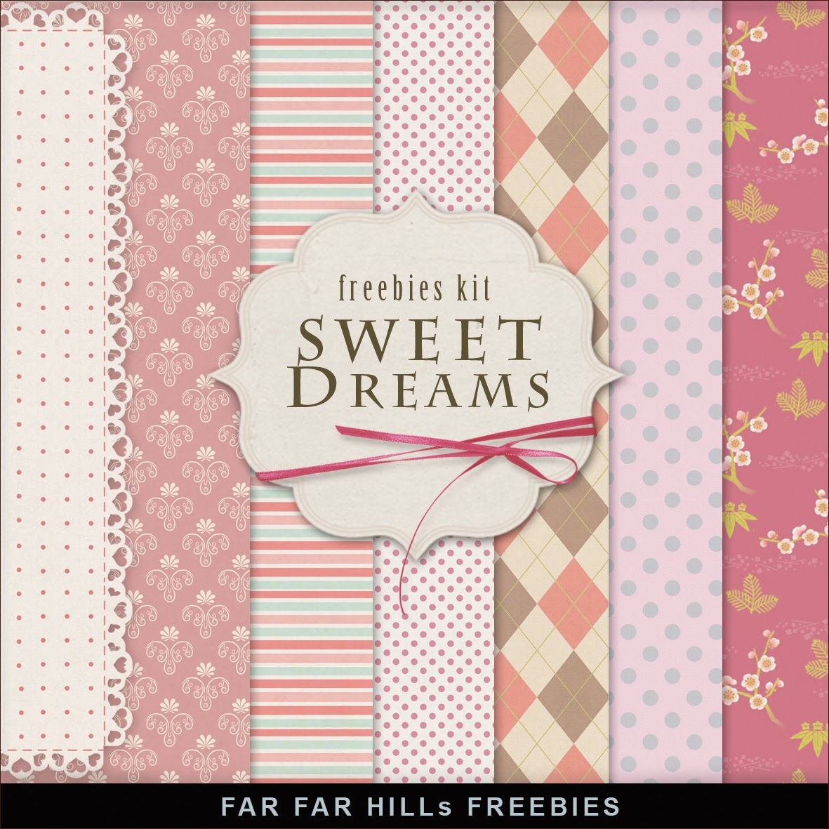 Freebies Kit - Sweet Dreams