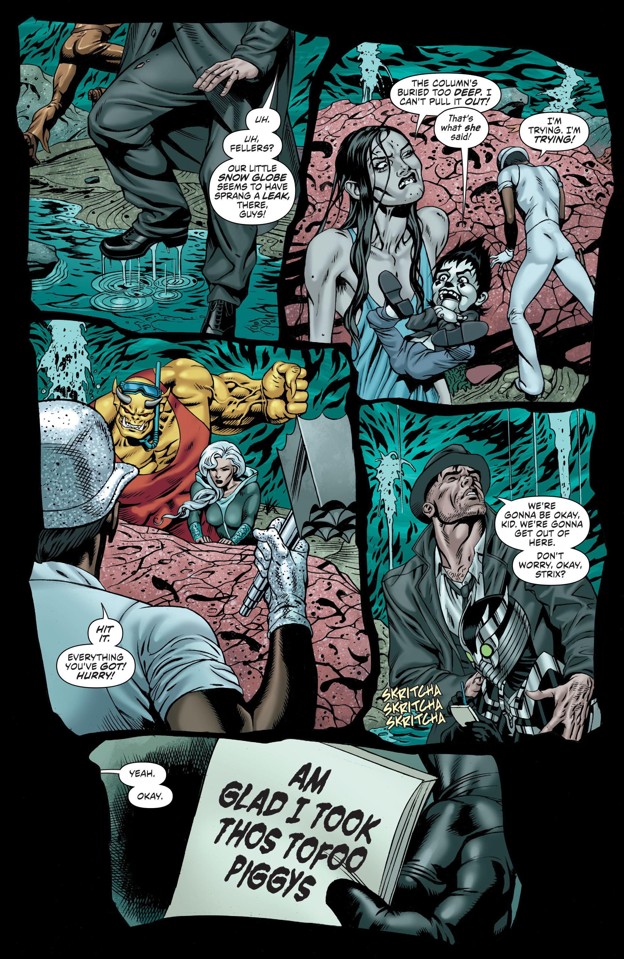 Read online Secret Six (2015) comic -  Issue #8 - 19