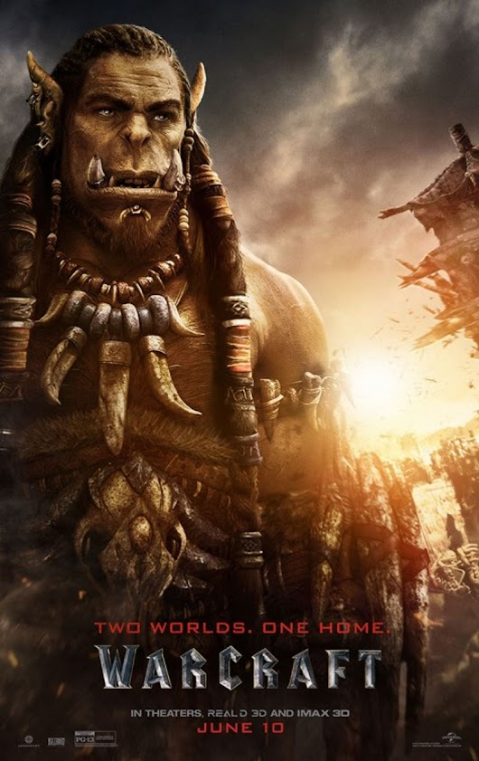 Warcraft - Posters do Filme