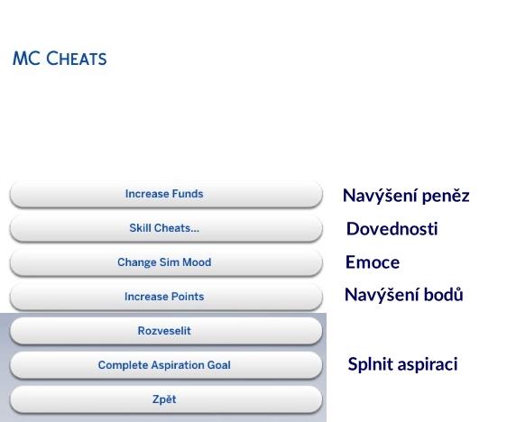 sims 4 aspiration points cheat