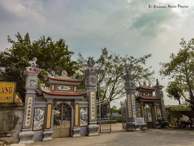 Templo Do, en Bac Ninh - Vietnam por El Guisante Vietnam