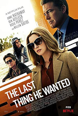 The Last Thing He Wanted 2020 Dual Audio WEB HDRip 480p 350Mb x264