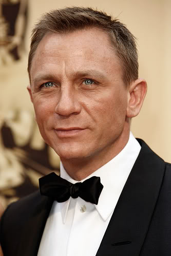 All Top Hollywood Celebrities: Daniel Craig Pictures ...