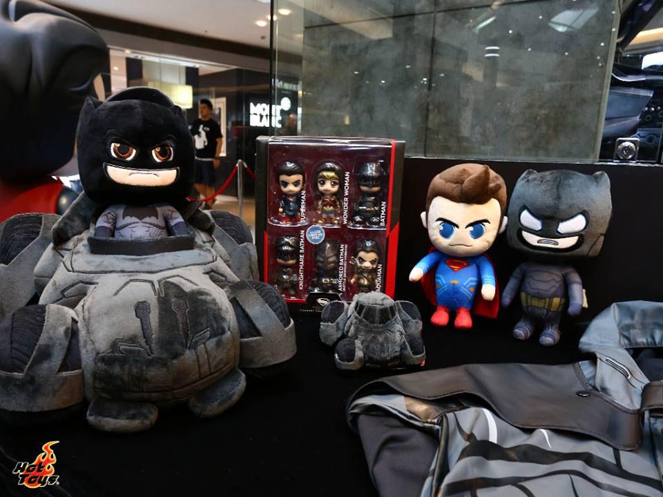 �batman v superman dawn of justice x festival walk mall