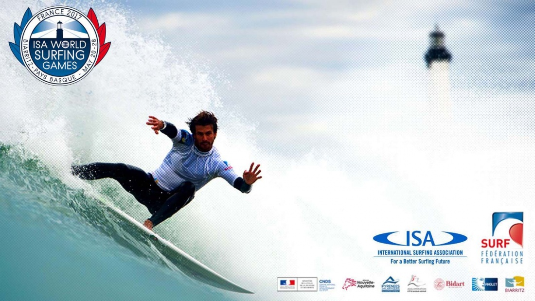 isa biarritz world surf games
