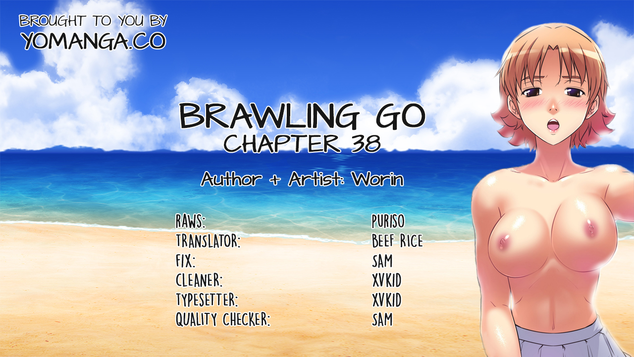 Brawling Go - Chapter 39