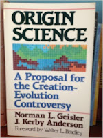 "Book Review: ""Origin Science: A Proposal for the Creation-Evolution Controversy"" by Christian philosopher Dr. Norman Geisler"