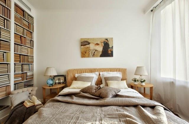 decoración habitación moderna