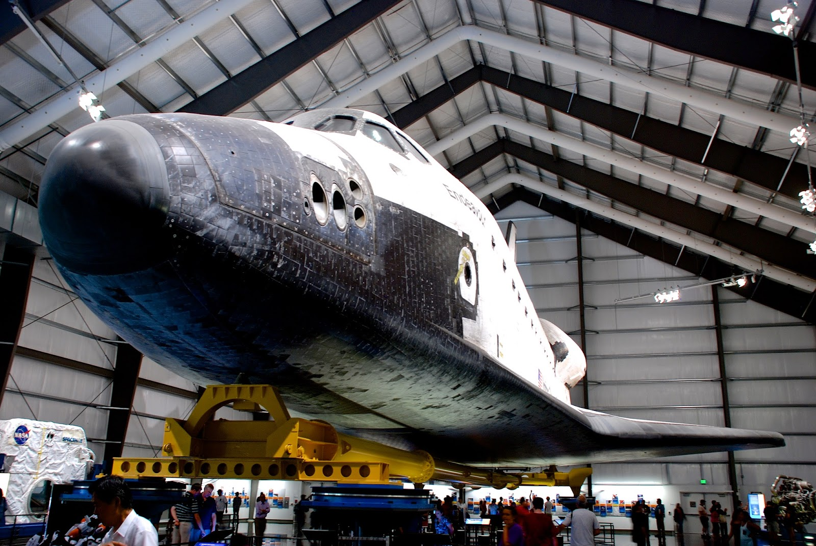 Aviationshotz: Space Shuttle Endeavour - OV-105