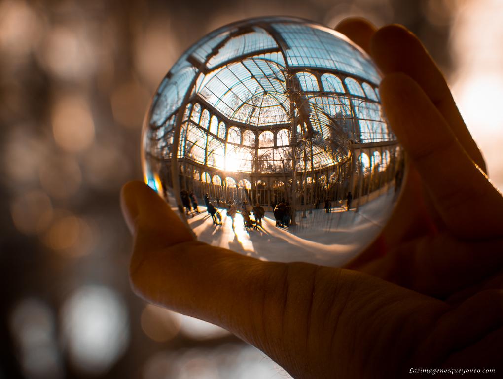 Palacio de Cristal del Parque del Retiro, Madrid, España