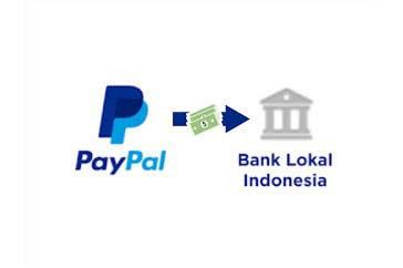 Tutorial Lengkap Paypal Bagian 3 : Cara Tarik Uang dari PayPal ke Bank Lokal Indonesia