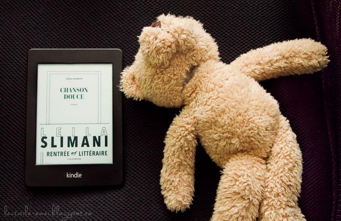 Cântec lin roman de Leïla Slimani