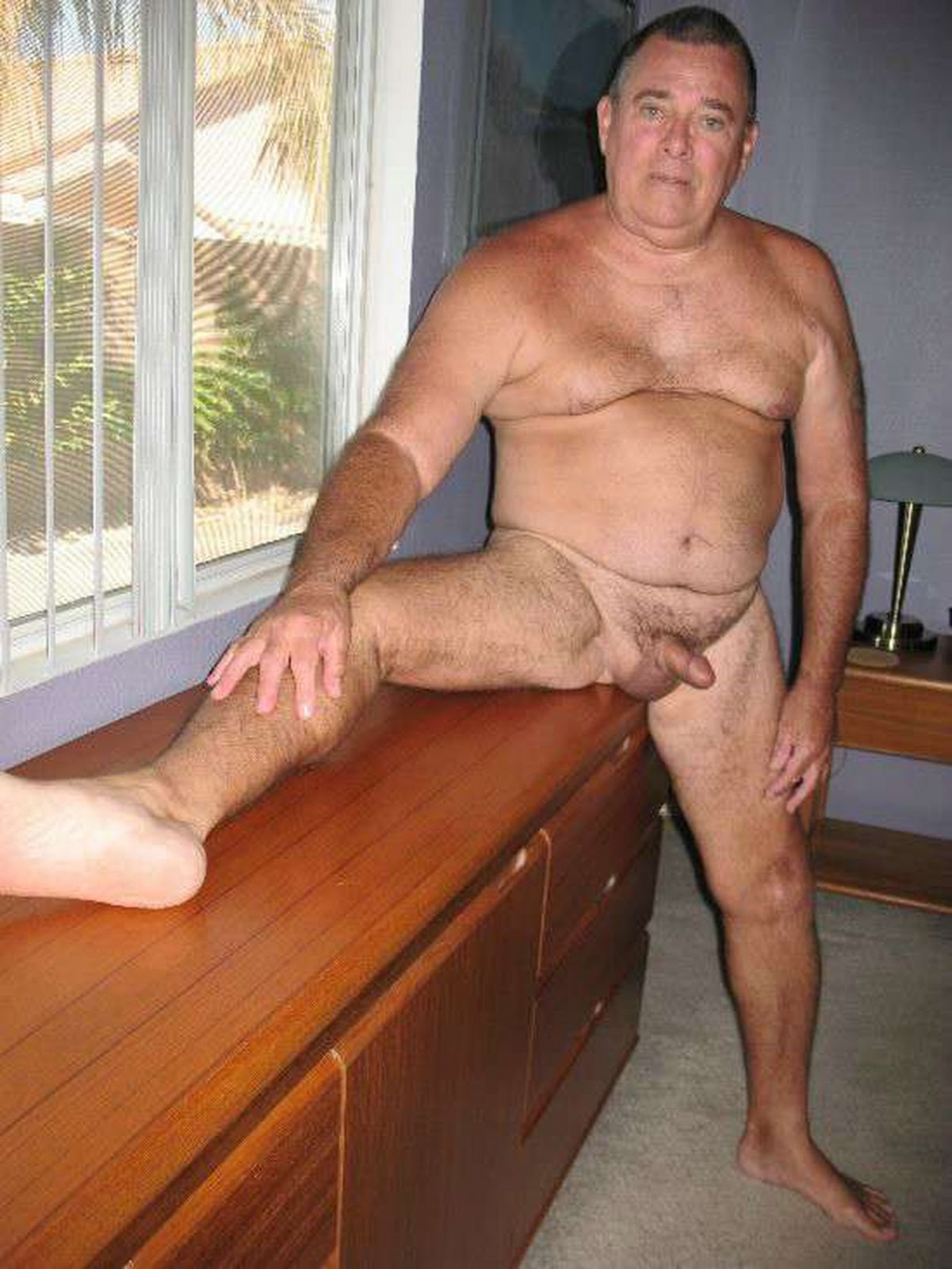 Nsfw Naked Mature Men