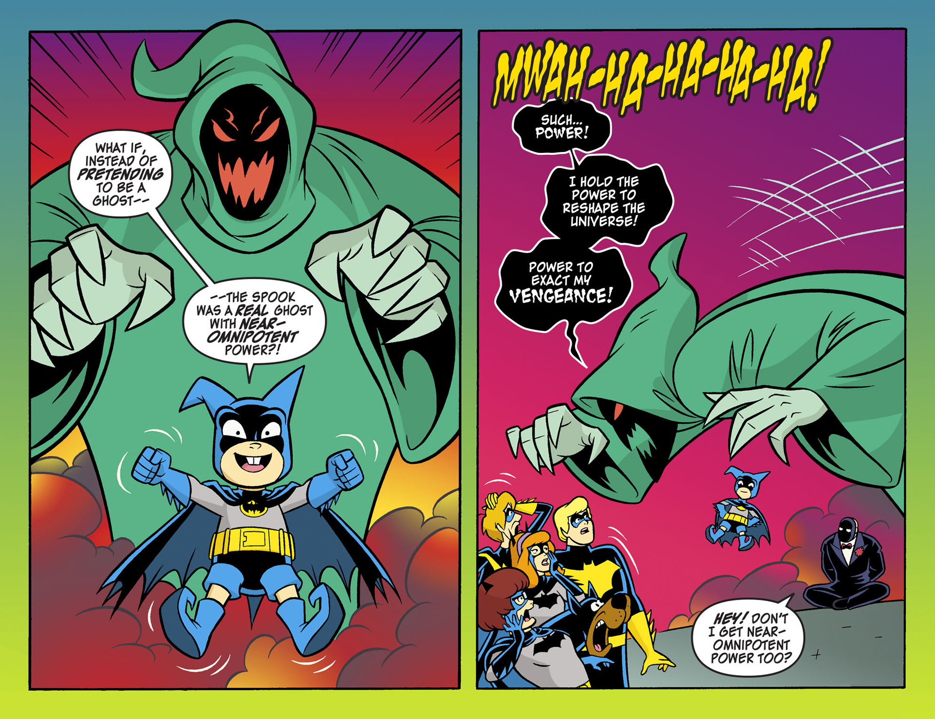 Read online Scooby-Doo! Team-Up comic -  Issue #5 - 17