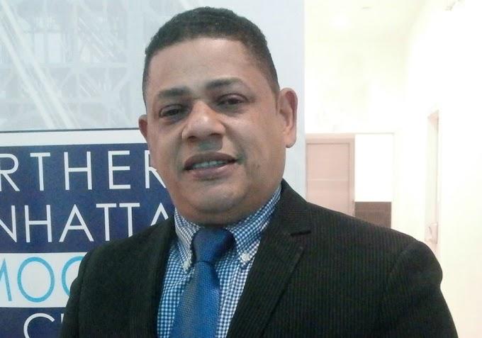 Presidente del PLD en Manhattan afirma justicia debe dar ejemplo con culpables de sobornos