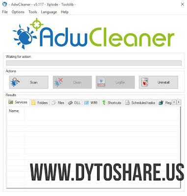 AdwCleaner 5.117