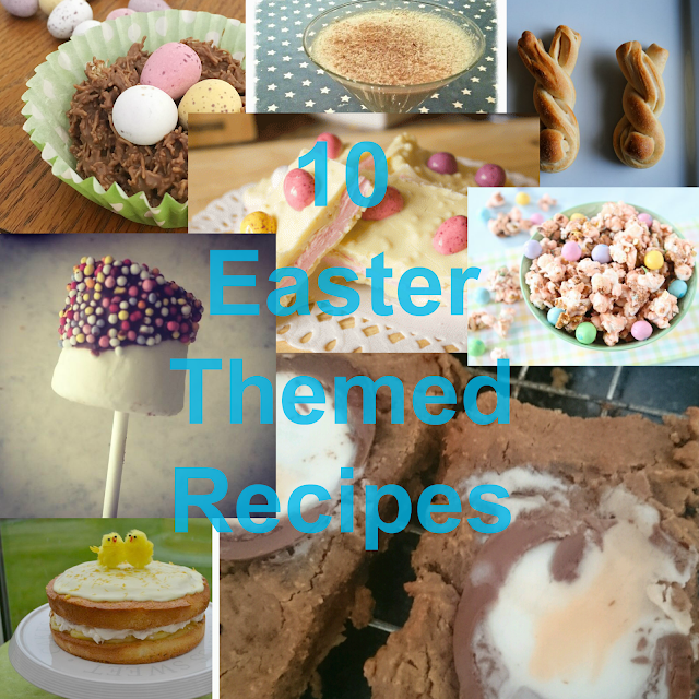 easter themed recipes