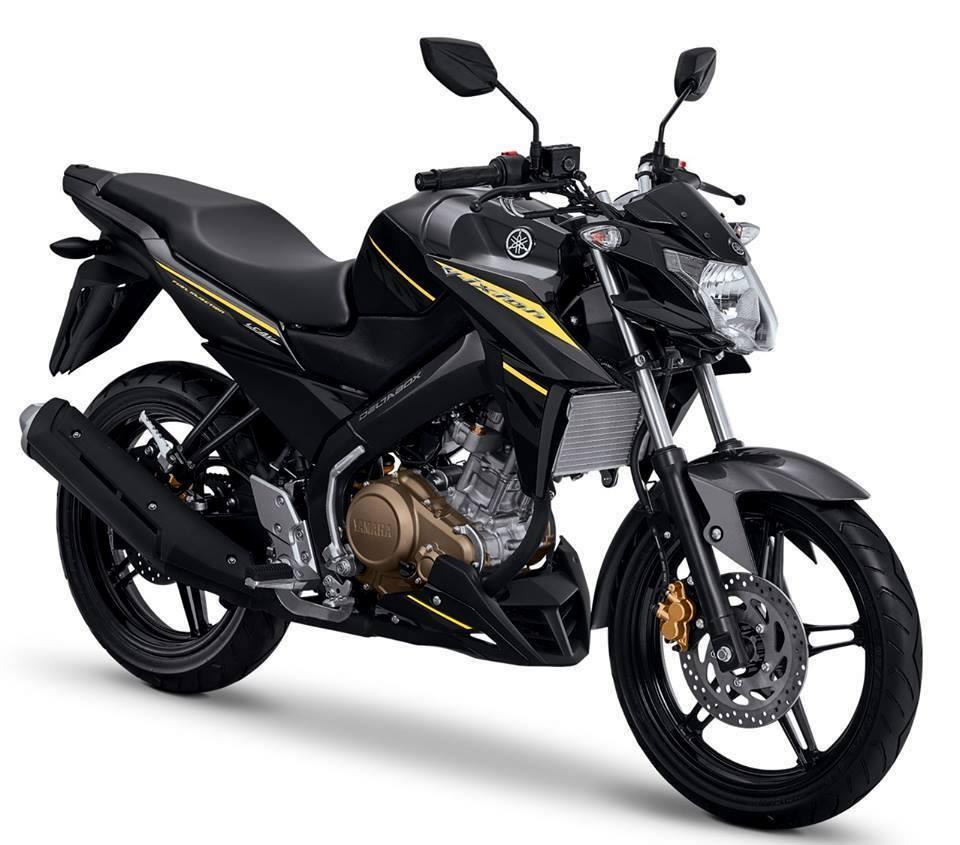 Yamaha Indonesia resmi merilis warna dan striping baru New V-Ixion Advance