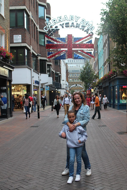 londres, carnaby-street