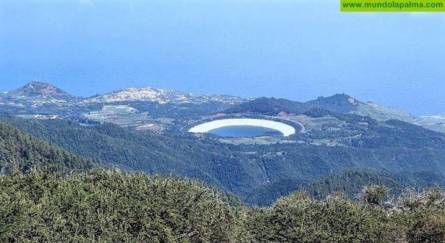 El Cabildo aprueba el proyecto para crear un camping de caravanas en la Laguna de Barlovento
