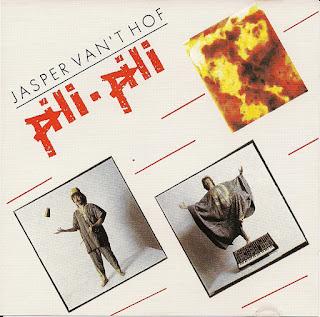 Jasper Van't Hof - 1984 - Pili-Pili