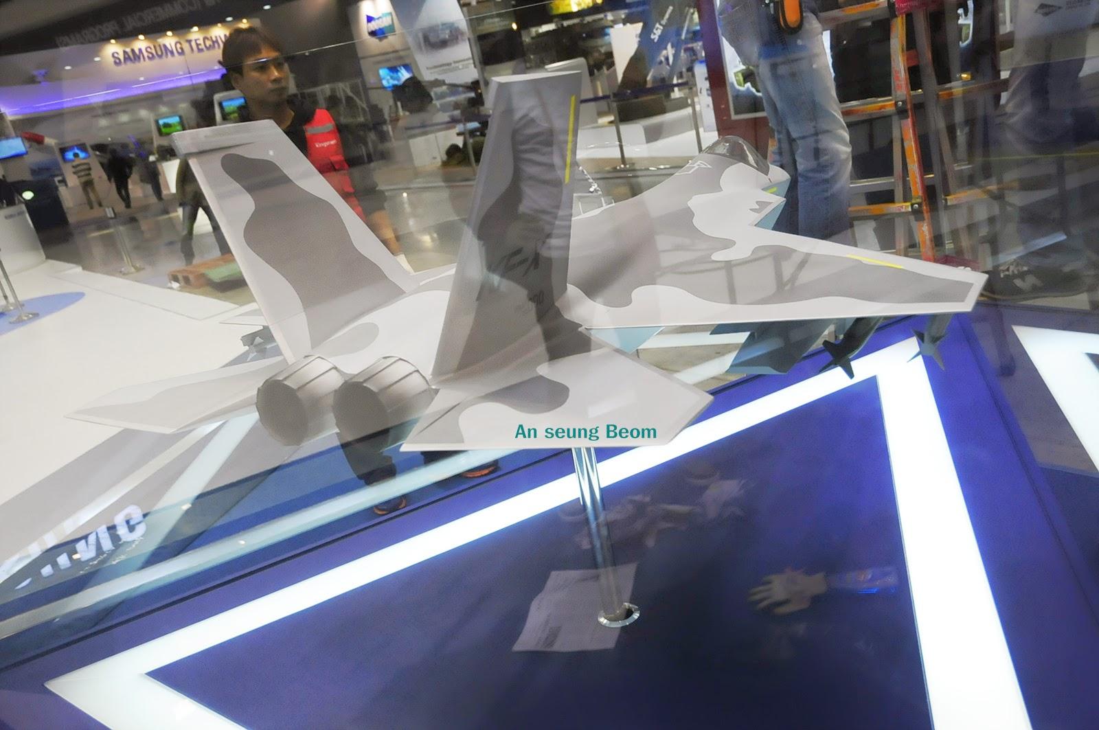 Pesawat Tempur IFX/ KFX Poyek Kerjasama Indonesia Korea ...