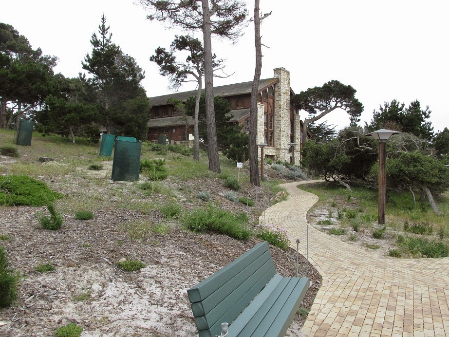 merrill Hall asilomar conference grounds