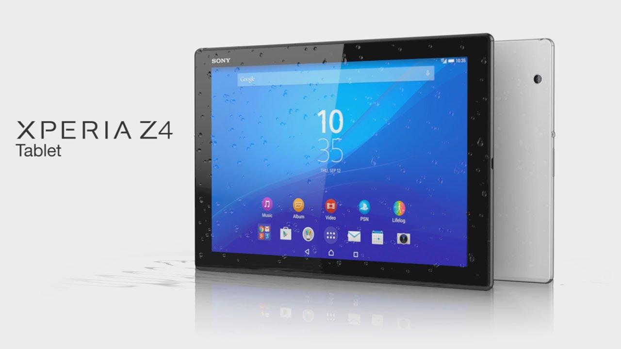 sony xperia z4 tablet  manual de usuario  instrucciones en