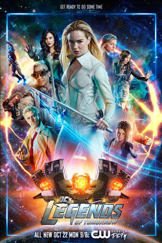 Legends of Tomorrow Temporada 4 (HDTV 720p Ingles Subtitulada)