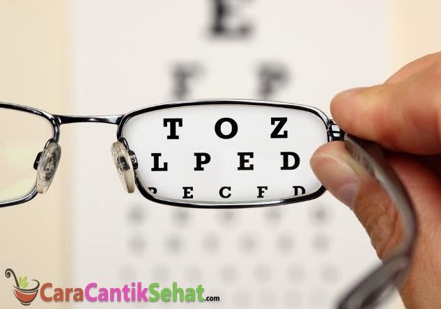 Cara Menyembuhkan Mata Minus dalam 1 Minggu