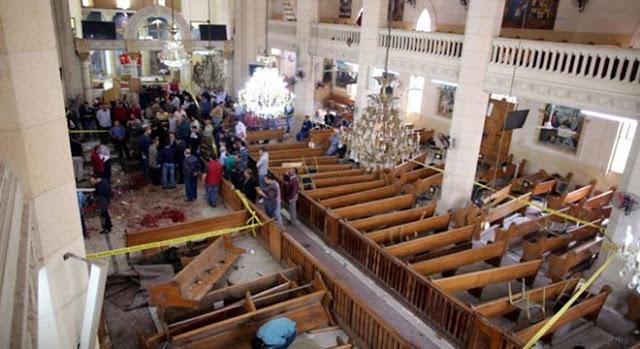 Porque o Estado Islâmico ataca cristãos