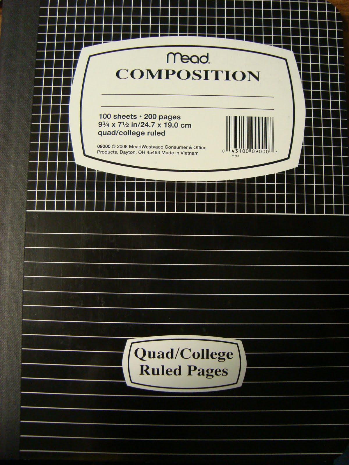 coolstuff4819   graph paper notebooks