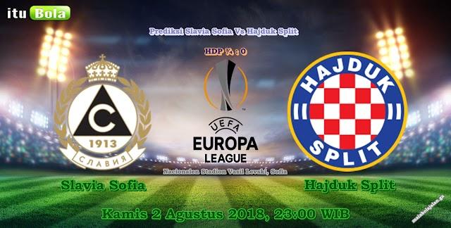 Prediksi Slavia Sofia Vs Hajduk Split - ituBola