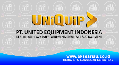 PT United Equipment Indonesia Pekanbaru