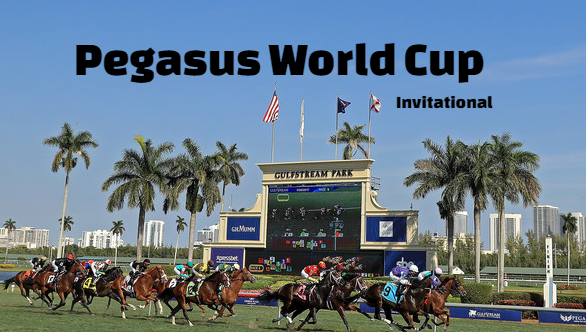 Pegasus World Cup 2018, results, entries, contenders, purse.