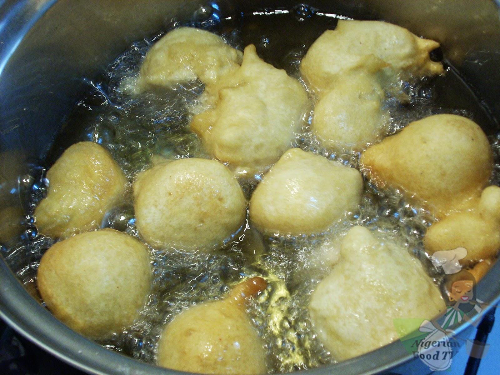 Nigerian Buns Recipe:How to Make Nigerian Buns