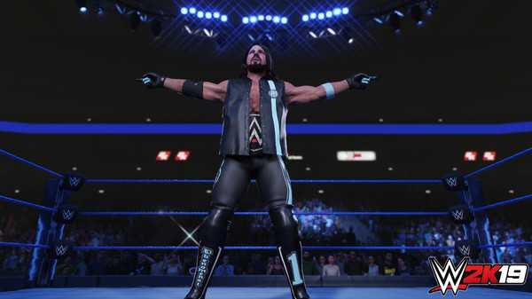 Tải game WWE 2K19