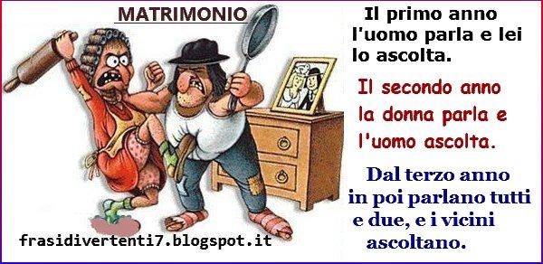 Anniversario Di Matrimonio Barzellette.Frasi Divertenti Matrimonio Le Barzellette Piu Divertenti Del Web