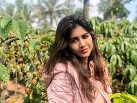 Nabha Natesh Holiday Stills HeyAndhra.com