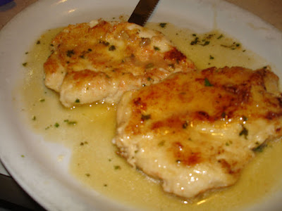 chicken francaise recipe, turkey francaise