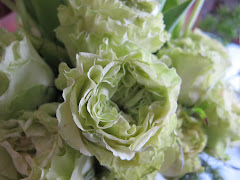 More inspiration...full blown garden roses.
