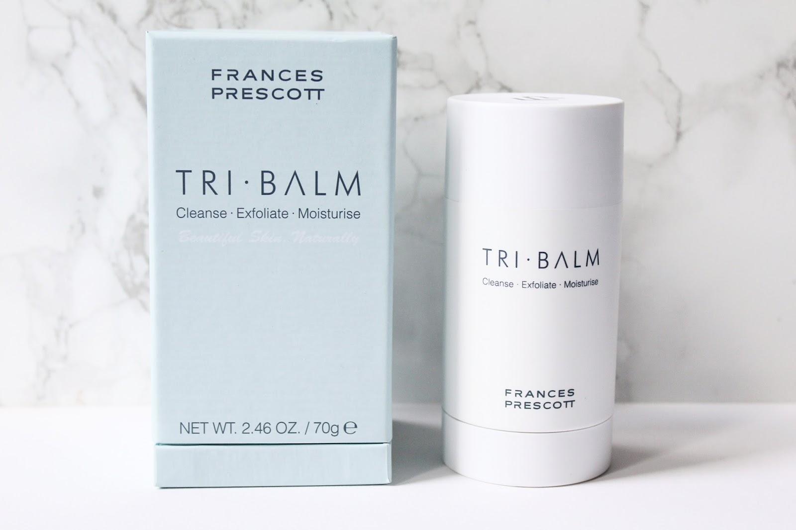 Frances Prescott Tri-Balm Review