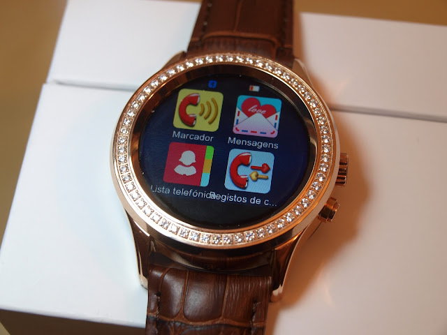 Análise Smartwatch No.1 D2 16